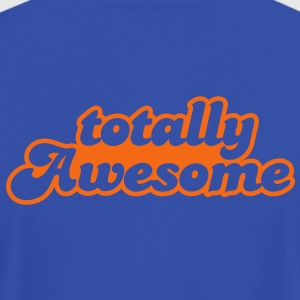 totally awesome Tanks - Men's T-Shirt by American Apparel
