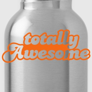 totally awesome T-Shirts - Water Bottle