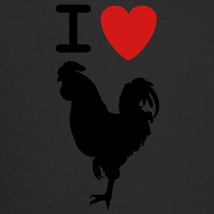 I love Cock shirt - Trucker Cap