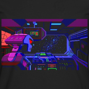 Hyperspace - Men's Premium Long Sleeve T-Shirt