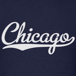 Chicago Hoodie - Men's T-Shirt
