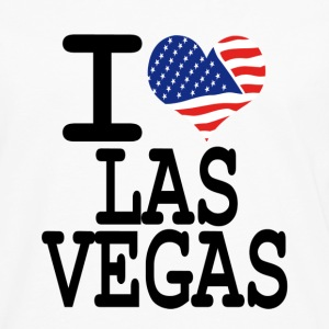 i love las vegas Hoodies - Men's Premium Long Sleeve T-Shirt