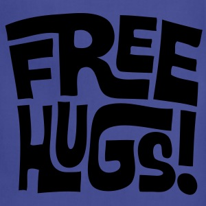 free hugs T-Shirts - Adjustable Apron
