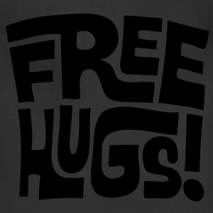 free hugs Hoodies - Adjustable Apron