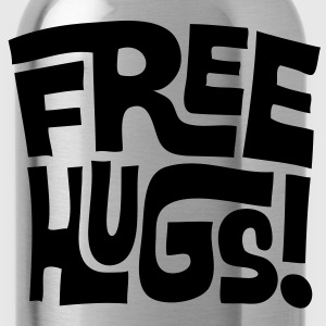 free hugs Hoodies - Water Bottle