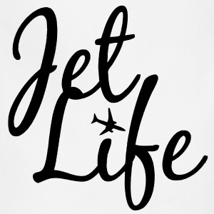 Jet Life Tee - Adjustable Apron