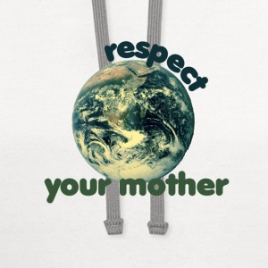 Respect your Mother - Contrast Hoodie