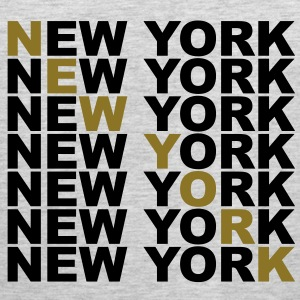 new_york Long Sleeve Shirts - Men's Premium Tank