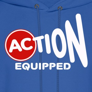 Action Equipped - Men's Hoodie