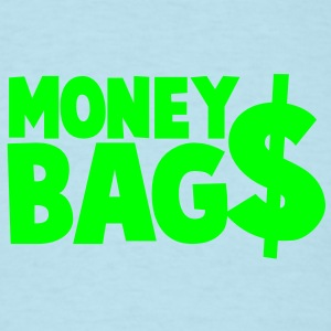 money bags $$$ dollars coin Baby Bodysuits - Men's T-Shirt