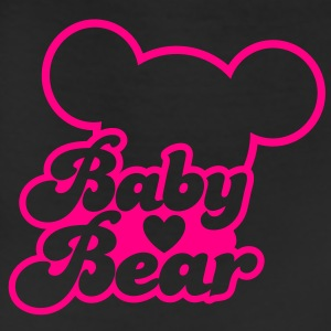 BABY BEAR (new) with teddy shape Baby Bodysuits - Leggings