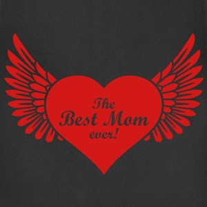 best_mom Long Sleeve Shirts - Adjustable Apron