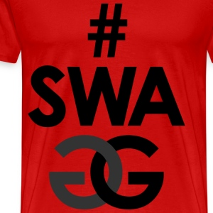 # SWAGG Hoodies - Men's Premium T-Shirt