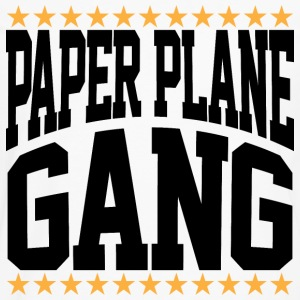 Paper Plane Gang Hoodie - Men's Premium Long Sleeve T-Shirt