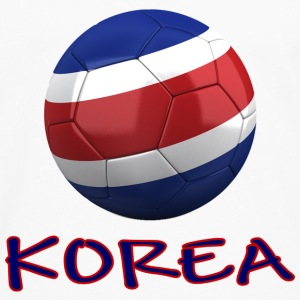 Team North Korea FIFA World Cup T-Shirts - Men's Premium Long Sleeve T-Shirt