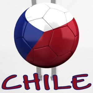 Team Chile FIFA World Cup Women's T-Shirts - Contrast Hoodie