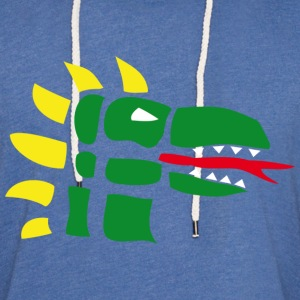 Dragon T-Shirts - Unisex Lightweight Terry Hoodie