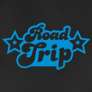 funky cool road trip design with stars T-Shirts - Leggings