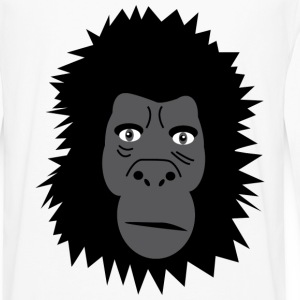 Gorilla Hoodies - Men's Premium Long Sleeve T-Shirt