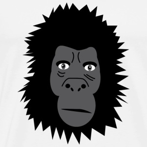 Gorilla Buttons - Men's Premium T-Shirt