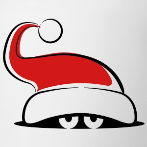 Santa Hat (2c)++ Hoodies - Coffee/Tea Mug