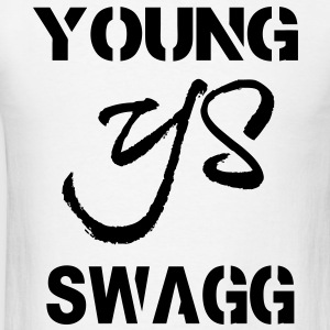YOUNG SWAGG Hoodies - Men's T-Shirt