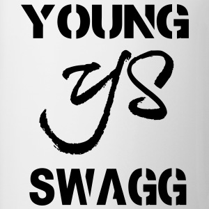 YOUNG SWAGG Hoodies - Coffee/Tea Mug