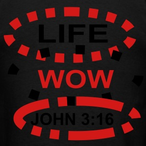 life_wow Zip Hoodies/Jackets - Men's T-Shirt