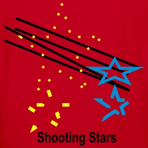 shooting_stars Zip Hoodies/Jackets - Women's V-Neck T-Shirt