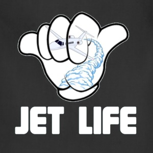 JET life. T-Shirts - Adjustable Apron