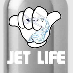 JET life. Long Sleeve Shirts - Water Bottle