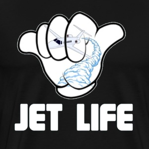 JET life. Hoodies - Men's Premium T-Shirt