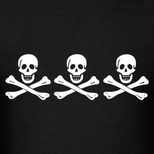 Christopher Condent Pirate Flag Hoodies - Men's T-Shirt