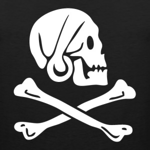 Henry Every Pirate Flag T-Shirts - Men's Premium Tank