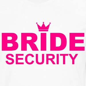 Bride Security T-Shirts - Men's Premium Long Sleeve T-Shirt