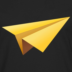 Paper Plane - Men's Premium Long Sleeve T-Shirt