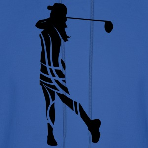 Golf tribal T-shirt - Men's Hoodie