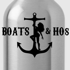 The Official Boats & Hos Shirt T-Shirts - Water Bottle