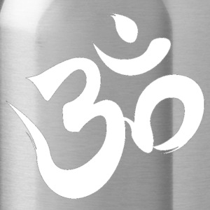Om Women's T-Shirts - Water Bottle