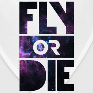 Fly or Die (Jets/TGOD) T-Shirts - Bandana