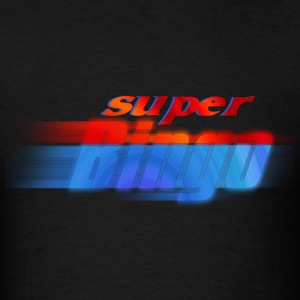 Super Bingo Hoodies - Men's T-Shirt