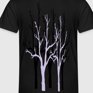 trees Kids' Shirts - Toddler Premium T-Shirt