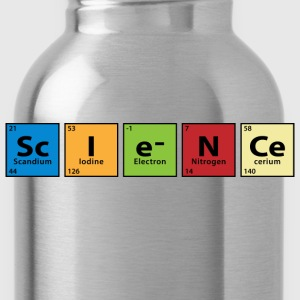Periodic Table Science T-Shirts - Water Bottle