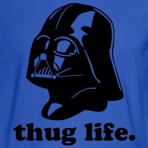 Darth Vader Thug Life - Men's Long Sleeve T-Shirt