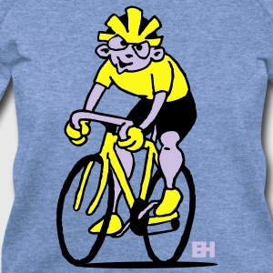 Cyclist - Cycling T-Shirts - Women's Wideneck Sweatshirt
