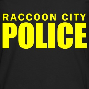 Racoon City Police - Men's Premium Long Sleeve T-Shirt