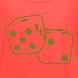 Roll the Dice T-Shirts - Women's Flowy Tank Top by Bella