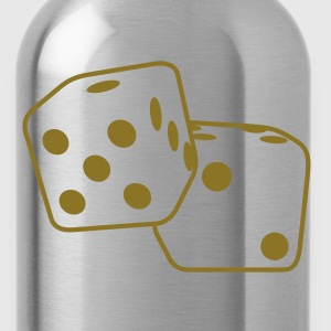 Roll the Dice T-Shirts - Water Bottle