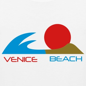 venice beach california - Men's Premium Tank
