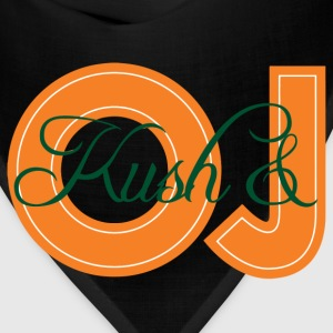 Kush and OJ T-Shirts - Bandana